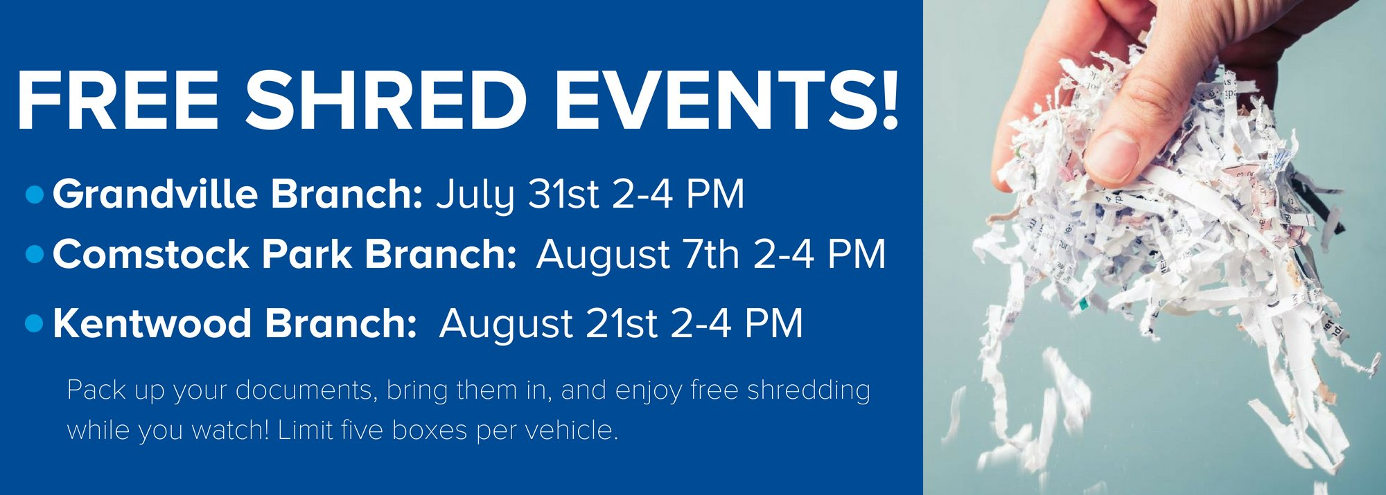 Shred-Event-3 Home
